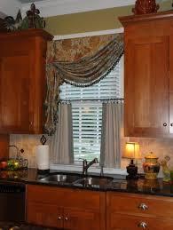 Decoration Of Kitchen Room Home Decoration Creative Window Treatment Ideas For Kitchen Nook