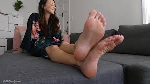 Feet pedicure pantyhose fetish 1 37