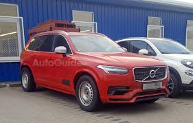 Is This Mysterious Volvo XC90 a Mule for a Pickup Truck? » AutoGuide ...