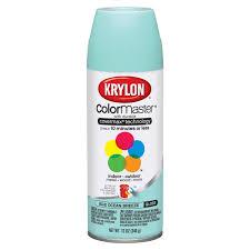 Krylon Colormaster Ocean Breeze Walmart Com