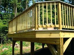 diy deck railing ideas deck railing plans packed with deck railing plans best of sunset build diy deck railing ideas deck railing ideas designs