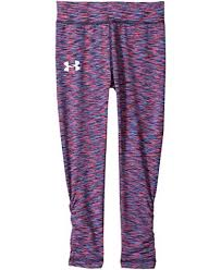 under armour pants for girls. under armour kids amped leggings (little kids) pants for girls