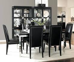 dining room black black dining room furniture sets black dining room furniture sets black wood dining