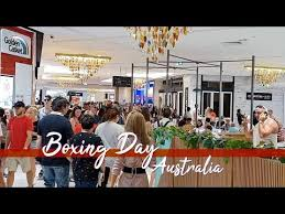 December 26 is still the nation's supreme shopping event. Boxing Day Sales 2018 Madness In Pacific Fair Australia Youtube