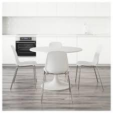 acrylic round table ikea round glass table ikea docksta table