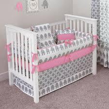 bed set pink and grey crib bedding sets on my baby sam olivia rose piece crib