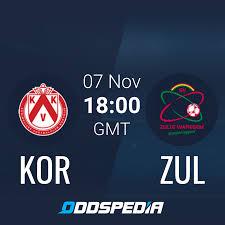KV Kortrijk --- SV Zulte Waregem » Full Time Result, Odds & Stats