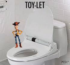 bathroom puns. Punday Bathroom Woody Toy Story Toilet Puns T