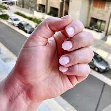 how to remove sns nails at home a step