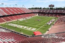 Stanford Stadium Section 220 Rateyourseats Com