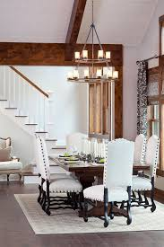 dining room with high ceiling ideas heather scott home design