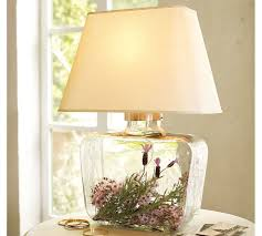 7 glass fillable lamp ideas wood lamps table lamps