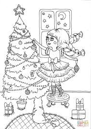 Small Picture Peppy in December coloring page Free Printable Coloring Pages