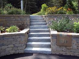 Outdoor Steps Bedford Nh Outdoor Steps Contractor Pictures Urellas Irrigation