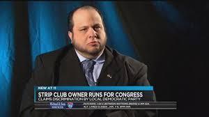 RVA strip club owner runs for Congress, claims discrimination