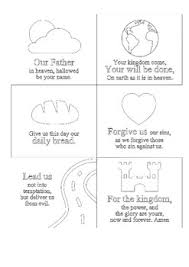 Preschool and kindergarten worksheets about pets just a with the other pet worksheets on this website, kids love about teachersmag.com. Lords Prayer Coloring Worksheets Teaching Resources Tpt