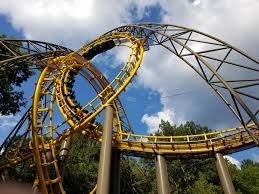 photogot to ride this beauty today loch ness monster busch gardens williamsburg