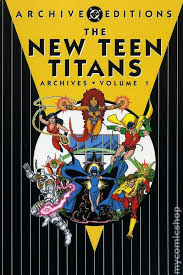 New teen titans archives