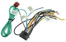 pioneer car audio & video wire harnesses for 3200 ebay pioneer avh-x2800bs installation guide at Pioneer Avh X1500dvd Wiring Harness