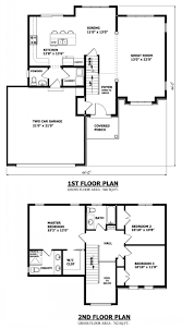 Small Picture Modern Small House Designs And Floor Plans 6393