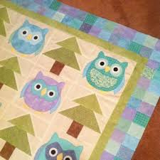 Update on Owls! | Owl quilt pattern, Owl quilts and Owl & SarahRose Quilts Owl Quilt Pattern Adamdwight.com