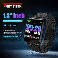 LYKL Smart Sport Watch <b>G12</b> IP67 <b>Waterproof</b> Heart Rate Pulse ...