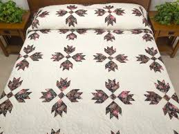 150 best Pioneer quilts-Bears Paw & Bear Tracks images on ... & Bears Paw Quilt -- splendid meticulously made Amish Quilts from Lancaster  (hs6297) Adamdwight.com