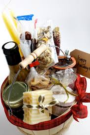 Kitchen Gift Basket Holiday Guide