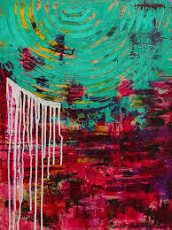 Confusion Painting by Melissa Swartley | Saatchi Art