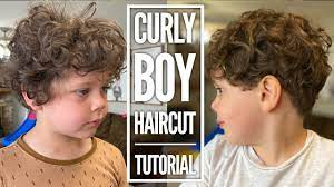We don't see many videos helping us ta. Curly Boy Haircut Tutorial Youtube