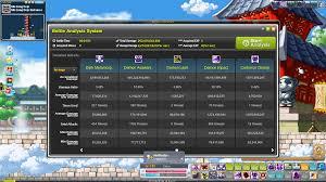 Kms Dps Chart Maplestory Pwner