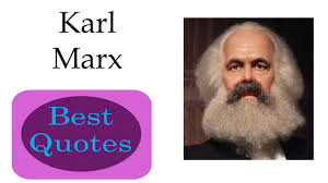 Karl Marx Best Quotes