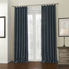 custom size curtains leyden pinch pleated classic solid linen curtain drapes multi size