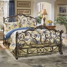 Alpine Queen Metal Bed by Ashley Furniture b365 77 74 76 F
