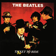 • view topic top uk us s of the s finished  wrote ticket to ride is a song by the beatles from their 1965 album help it was recorded 15 1965 and released two months later