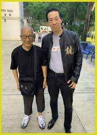 43 Rare Pictures of Samuel Kwok – Law Of The Fist