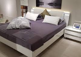 Schlafzimmer Bett Grau Boxspringbett Grande Bett Schlafzimmerbett