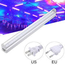 24 Led Light Fixture Details About 24 Led Uv Black Light Fixtures Bar Strip Party Club Dj Lights Lamp 30cm Us Eu