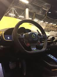 2018 ferrari 812 superfast specs.  2018 yellow 812 superfastferrari factoryleaked image2 for 2018 ferrari superfast specs
