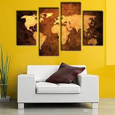 modern art space world map paintings home wall art canvas printing canvas oil paintings wall art canvas art space painting home goods wall art canvas  on home goods store wall art with modern art space world map paintings home wall art canvas printing