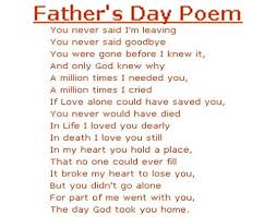 Fathers Day Quotes Delectable Fathers Day Poems Inspirational Quotes Happy Fathers Day 48