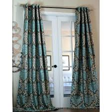 patterned blackout curtains grey uk