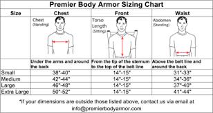 Discreet Executive Vest Level Ii Premier Body Armor