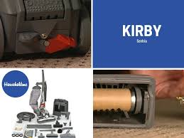 kirby sentria parts and accessories