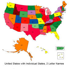 Us Map Editable Editable Us Map Clipart