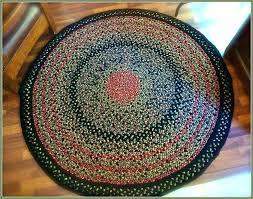 8 round braided rug braided rugs round rug sears circle cotton 5 6 8 8 round braided rug