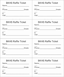 Free Templates For Tickets Avery Raffle Ticket Templates Ticket Maker Template Free