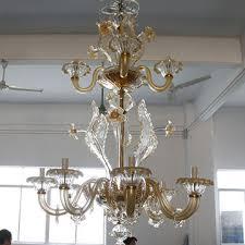 european art glass chandelier china european art glass chandelier