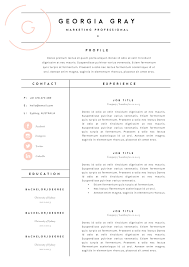 resume template 3 page cv template design the o jays and resume resume template 3 page cv template by the template depot on creativemarket