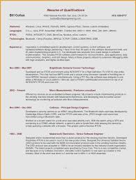 Format In Writing A Resume Awesome Resume Examples For Students